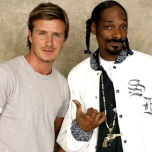 Snoop Dogg And David Beckham Reportedly Team Up For Clothing Line