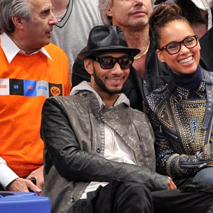 Swizz Beatz Updates New York Knicks' Theme Music