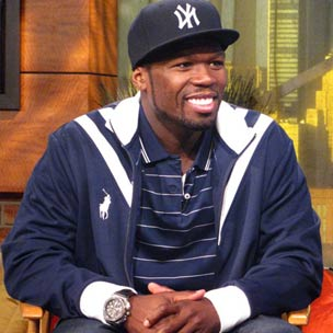 "50 Cent Joins Cast Of ""Odd Thomas"""