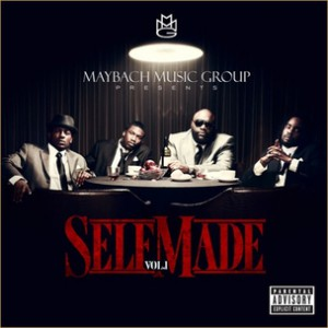 Rick Ross, Wale & Meek Mill (MMG) f. J. Cole - Fitted Cap