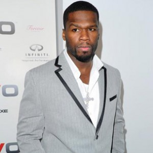 50 Cent Almost Finished Recording His New Album
