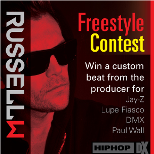 Russell W. & HipHopDX Freestyle Contest