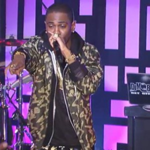 "Big Sean - ""My Last [Jimmy Kimmel Performance]"""