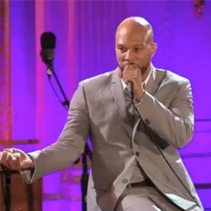 Common - White House Poetry Performance