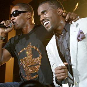 "Kanye West f. Jamie Foxx - ""Gold Digger [Cannes Film Festival Performance]"""