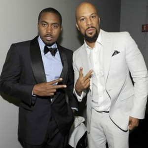 Nas Shares His Thoughts On The Common, White House Controversy