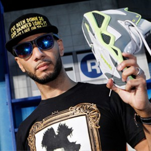 Swizz Beatz to Release Limited Edition Line of Reebok Shoes