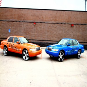 Trick Trick & Cintron Classic Car Giveaway