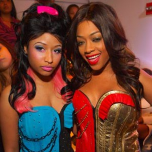 Nicki Minaj Reacts To Trina's BET Award Snub