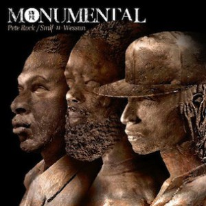 "Tracklisting & Cover Art Revealed To Smif N' Wessun & Pete Rock's ""Monumental"""