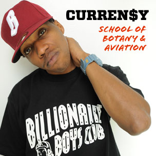 Curren$y: School of Botany & Aviation