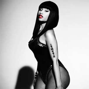 Nicki Minaj Addresses The Public's Fascination With Her Behind