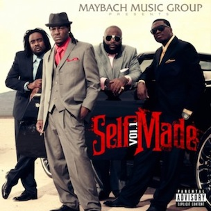 "Rick Ross' Maybach Music Group ""Self Made"" Now Set For May 23rd Release"