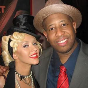 DJ Premier Working On Christina Aguilera's New Album