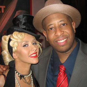 DJ Premier Working On Christina Aguilera's New Album