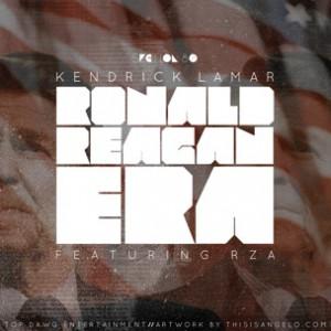 Kendrick Lamar f. RZA - Regan Era [Prod. Tae Beast]