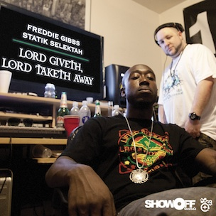 "Freddie Gibbs & Statik Selektah's ""The Lord Giveth, The Lord Taketh Away"" Tracklisting Revealed"