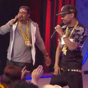 "Big Sean f. Kanye West - ""I Do It/Marvin & Chardonnay [106 & Park Performance]"""
