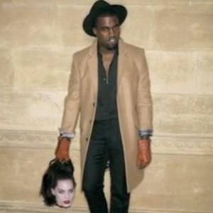 "Kanye West f. Rick Ross, Jay Z & Nicki Minaj - ""Monster"""