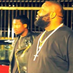 """Meek Mill f. Rick Ross - """"Tupac Back"""""""