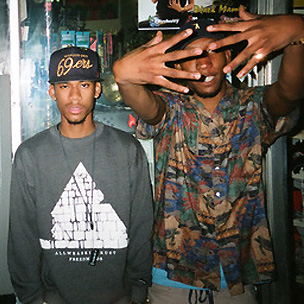 "OFWGKTA's MellowHype To Release ""Blackenedwhite"" On July 12"