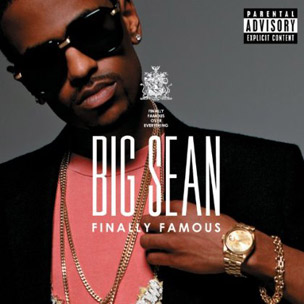 "Big Sean Reveals Album Art For ""Finally Famous"" Deluxe Edition"
