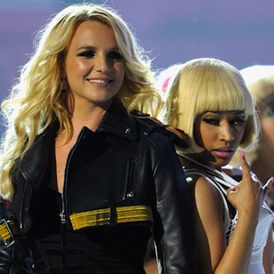 Nicki Minaj Denies Opening For Britney Spears' UK Femme Fatale Tour Dates