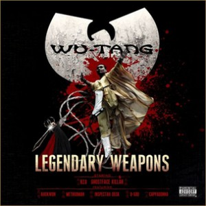 Wu-Tang Clan - Only the Rugged Survive