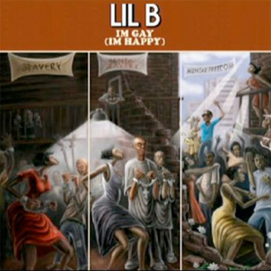 "Lil B Changes Album Title To ""I'm Gay (I'm Happy),"" Reveals Cover Art"
