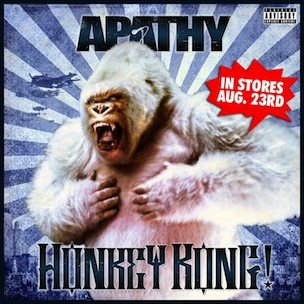 "Apathy Previews Next Album, ""Honkey Kong,"" August 23 Release Confirmed"