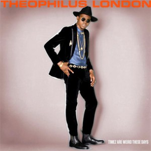 Theophilus London Reveals Cover Art, Tracklist For Major Label Debut