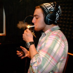 "Mac Miller Working With Pete Rock & Just Blaze For ""Blue Slide Park"""