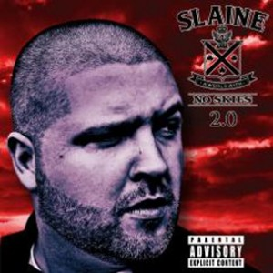 """Slaine Reveals Cover Art, Tracklist For """"A World With No Skies 2.0"""""""