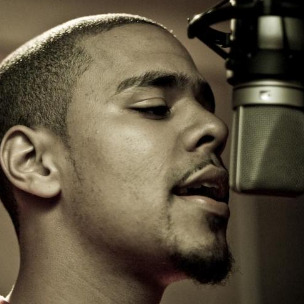 """J. Cole Talks Touring With Rihanna, Jay-Z And Kanye West's """"Watch The Throne"""""""