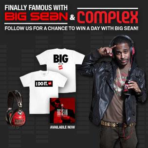 Big Sean & Complex Magazine Contest