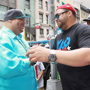 "Fat Joe Defends Joell Ortiz's ""Big Pun Back"""