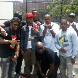 L.E.P. Bogus Boyz f. Mobb Deep - Gangstaz Only [prod. Frank Dukes]