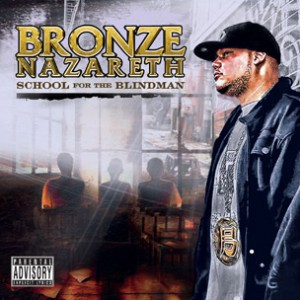 "Bronze Nazareth Reveals Cover Art, Tracklist For ""School For The Blindman"""