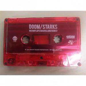 DOOM & Ghostface Killah Release DOOMSTARKS Cassette Single, 12-Inch LP