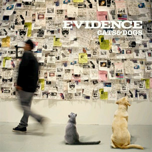 "Evidence Reveals Tracklist, Album Art For ""Cats & Dogs"""