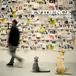 "Evidence Reveals Tracklist, Album Art For ""Cats & Dogs"""