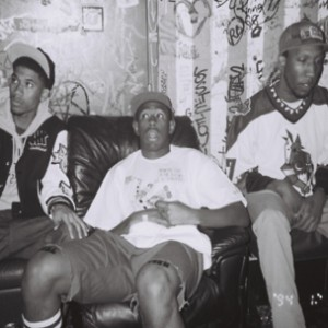MellowHype (Hodgy Beats & Left Brain of Odd Future) f. Tyler, The Creator - F666 the Police