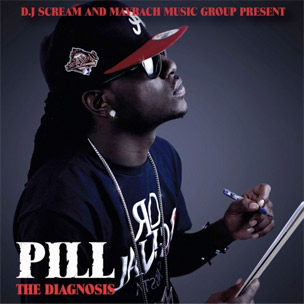 "Pill Reveals Cover Art For ""The Diagnosis,"" Due July 23rd"