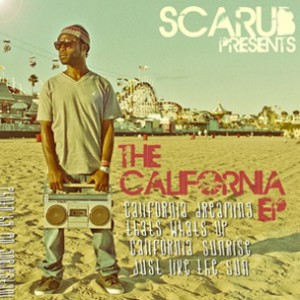 "Living Legends' Scarub Releases Free EP ""California"""