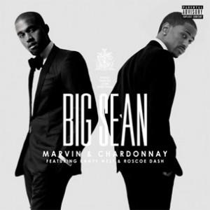 "Cover Art Revealed For Big Sean & Kanye West's ""Marvin Gaye & Chardonnay"""
