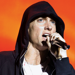 "Rolling Stone Magazine Crowns Eminem The ""King Of Hip Hop"""