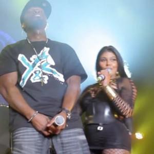 """50 Cent f. Lil' Kim - """"Magic Stick [Perth, Austraila Performance]"""""""