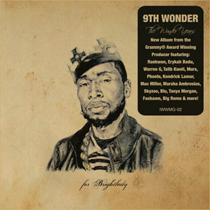"9th Wonder Reveals Tracklist For ""Wonder Years,"" Due September 27th"