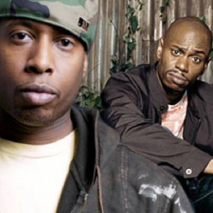 Dave Chappelle - Makes A Beat With Hi-Tek & Talib Kweli
