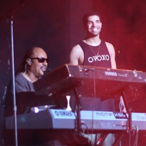 Drake Talks Working With Stevie Wonder, Evolution As A Rapper